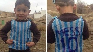 messi afghanistan